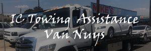 Towing Assistance Van Nuys